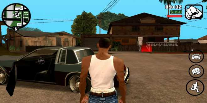 Grand Theft Auto - San Andreas Android GTA APK 2