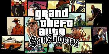 Grand Theft Auto - San Andreas Android GTA APK